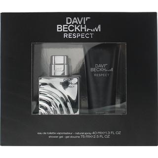 David Beckham Respect Gift Set EdT 40ml + Shower Gel 75ml