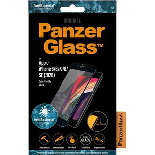 PanzerGlass AntiBacterial Case Friendly Screen Protector for iPhone 6/6S/7/8/SE 2020