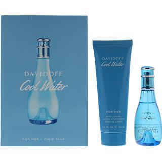 Davidoff Cool Water Woman Gift Set EdT 30ml + Body Lotion 75ml