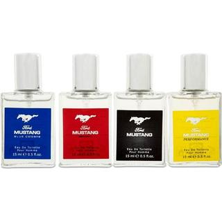 Ford Mustang Gift Set 4x15ml