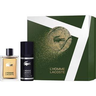 Lacoste L'Homme Gift Set EdT 100ml + Deo Spray 150ml