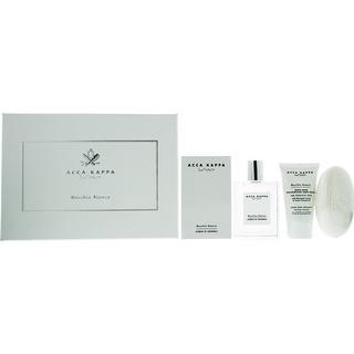 Acca Kappa White Moss Gift Set EdC 100ml + Soap 150g + Hand Cream 75ml