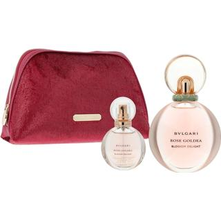 Bvlgari Rose Goldea Blossom Delight Gift Set EdP 75ml + EdP 15ml + Cosmetic Bag