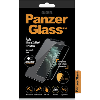PanzerGlass CamSlider Screen Protector for iPhone XS Max/11 Pro Max