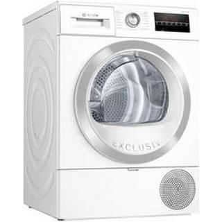 Bosch WTR86T9PSN White Hvid