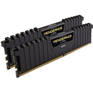 Corsair Vengeance LPX Black DDR4 3600MHz 2x8GB (CMK16GX4M2D3600C18)