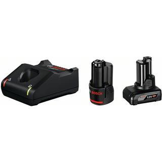 Bosch 1 GBA 12V 2.0Ah + GBA 12V-40 Professional