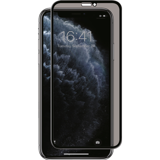 Panzer Premium Full-Fit Privacy Glass 2-way Screen Protector for iPhone X/XS/11 Pro