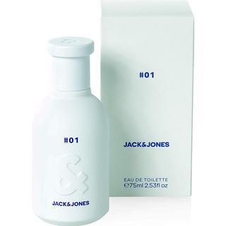 Jack & Jones #01 White EdT 75ml