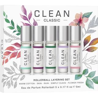 Clean Classic Celebrate Our Earth Layering Set EdP 5x5ml