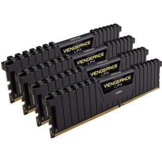 Corsair Vengeance LPX Black DDR4 3600MHz 4x16GB (CMK64GX4M4D3600C18)