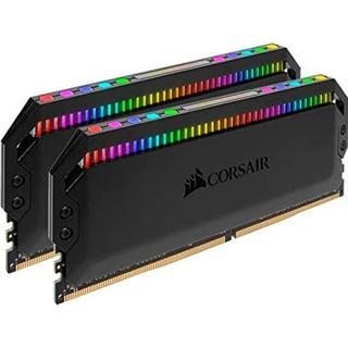 Corsair Dominator Platinum RGB Black DDR4 3200MHz 2x16GB (CMT32GX4M2E3200C16)