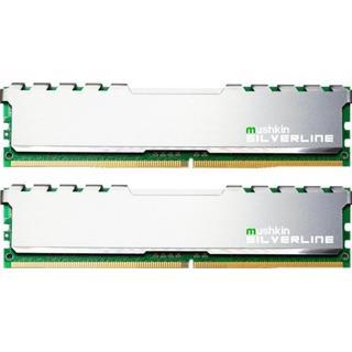 Mushkin Silverline DDR4 3200MHz 2x32GB (MSL4U320NF32GX2)