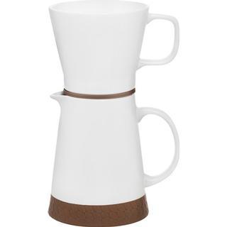 Maku Duo Coffee Pot & Filter Set