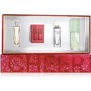 Elizabeth Arden Corporate Holiday Fragrance EdP 10ml + EdT 10ml + EdT 10ml + Green Tea Scent Spray 15ml