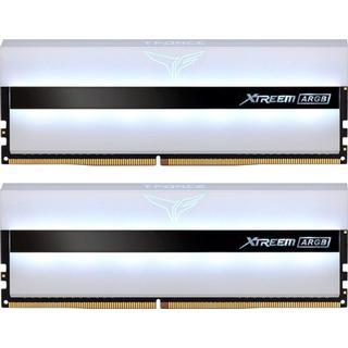 Team Group T-Force Xtreem ARGB White DDR4 3600MHz 2x8GB (TF13D416G3600HC18JDC01)