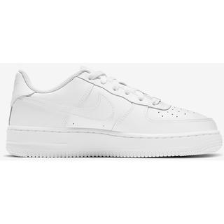 Nike Air Force 1 LE GS - White/White