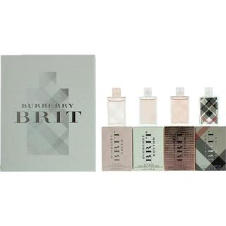 Burberry Brit for Her Miniature Gift Set