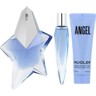Thierry Mugler Angel Gift Set EdP 50ml + Mini EdP 10ml + Body Lotion 50ml