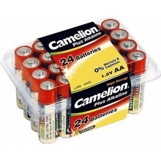 Camelion Plus Alkaline LR6-PB24 Compatible 24-pack