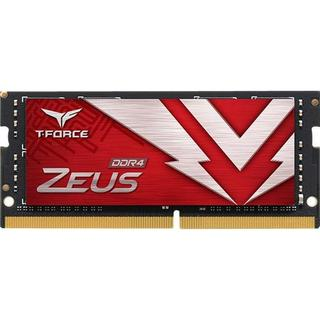 Team Group T-Force Zeus SO-DIMM DDR4 3200MHz 16GB (TTZD416G3200HC22-S01)