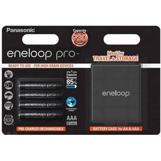 Panasonic Eneloop Pro HR03 Box AAA Battery 930mAh 4-pack