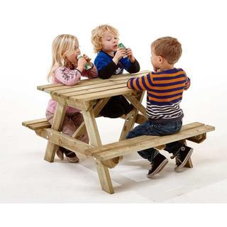 Nordic Play Active Bord/bænkesæt (børn) Bordbænk