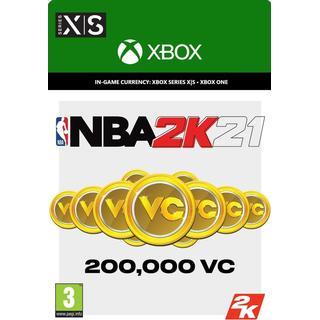Microsoft NBA 2K21 - 200000 VC - Xbox One