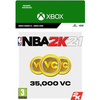 Microsoft NBA 2K21 - 35000 VC - Xbox One