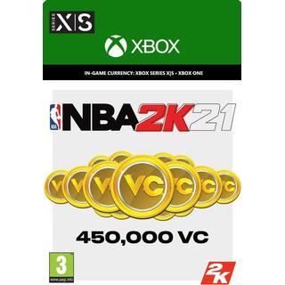 Microsoft NBA 2K21 - 450000 VC - Xbox One