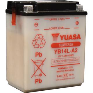 Yuasa YB14L-A2 Compatible