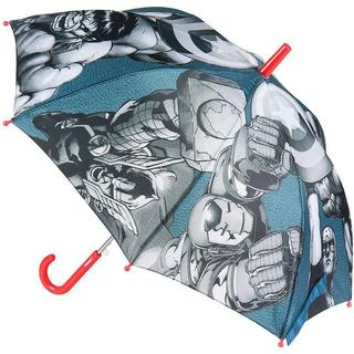 Cerda Marvel Automatic Umbrella Blue/Grey
