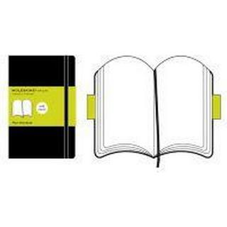 Moleskine Plain Notebook (Pocket, 2008), Pocket, Pocket