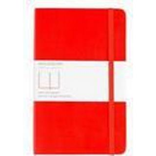 Moleskine Red Plain Notebook (Inbunden, 2008), Inbunden