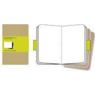 Moleskine Plain Cahier L (Övrigt format, 2004), Övrigt format, Övrigt format