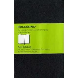 Moleskine Plain Notebook (Övrigt format, 2008), Övrigt format, Övrigt format