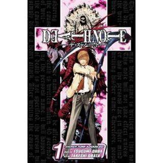 Death Note (Häftad, 2007), Häftad