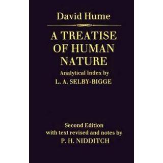 A Treatise of Human Nature (Häftad, 1978), Häftad, Häftad