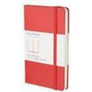Moleskine Red Plain Notebook (Inbunden, 2008), Inbunden