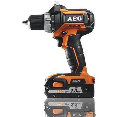 AEG BS 18CBL LI-202C 2x2.0Ah