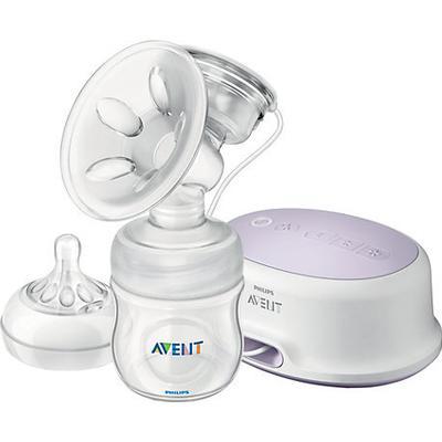 Philips Avent Komfort Elektrisk Brystpumpe