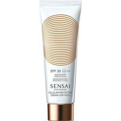Sensai Silky Bronze Cellular Protective Cream for Face SPF30 50ml