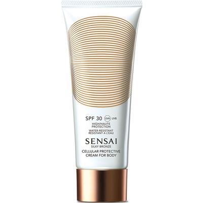 Sensai Silky Bronze Cellular Protective Cream for Body SPF30 150ml