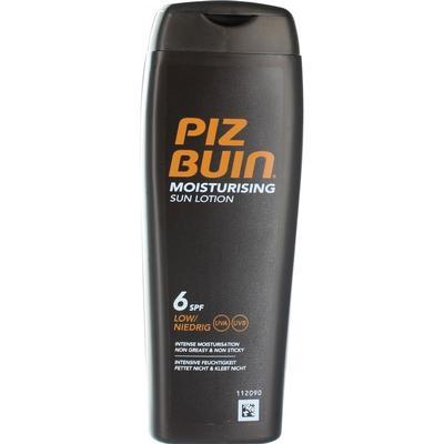 Piz Buin Moisturizing Sun Lotion SPF6 200ml