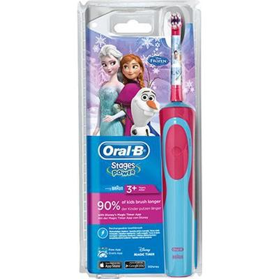 Oral-B Stages Power Kids Rechargeable Disney Frozen