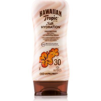 Hawaiian Tropic Silk Hydration Protective Sunlotion SPF30 180ml