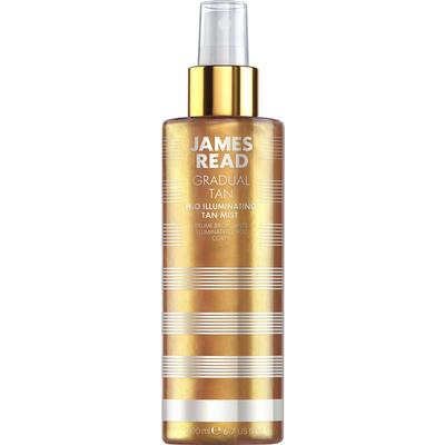 James Read Gradual Tan H2O Illuminating Tan Mist 200ml