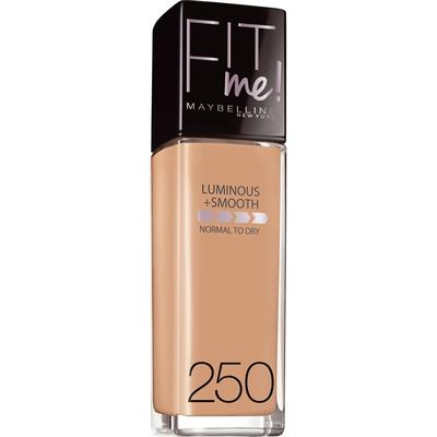 Maybelline FIT Me Foundation #250 Sun Beige