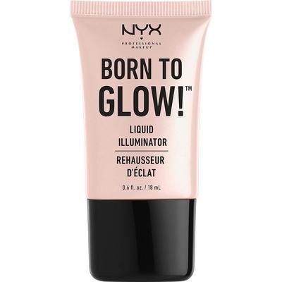 NYX Born to Glow Liquid Illuminator Sunbeam