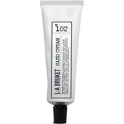L:A Bruket No 102 Hand Cream Bergamot/Patchouli 30ml